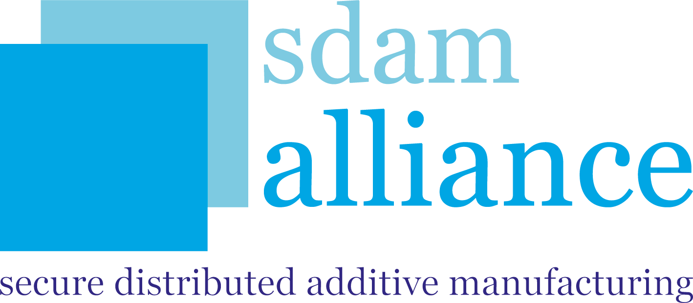 Secure Distributed Additive Manufacturing