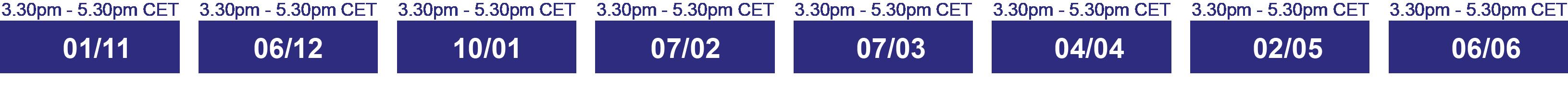 SDAM_schedule_until_06_2022